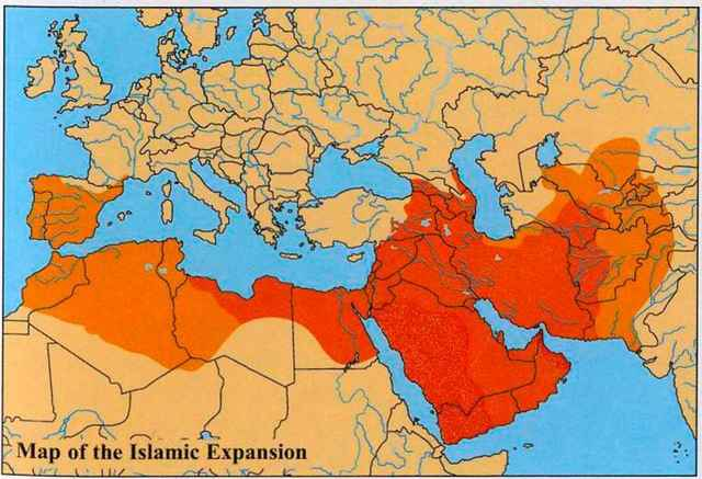 muslim empire in spain The early muslim conquests (arabic: الفتوحات الإسلامية ‎, al-futūḥāt al-islāmiyya) also referred to as the arab conquests and early islamic conquests began with the islamic prophet muhammad in the 7th century.
