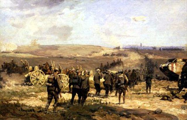 Battaglia di Amiens