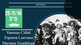 historia de mexico timeline