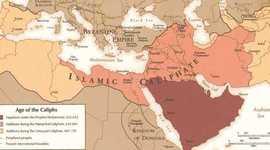 The Muslim Empire timeline