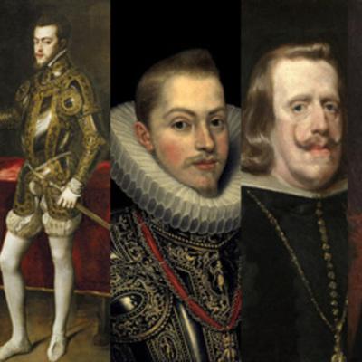Reinados en España en los siglos XVI, XVII y XVIII timeline