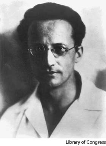 Erwin Schrodinger- (1887-1961)