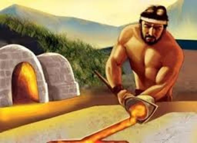 Mesolítico o Edad de los Metales