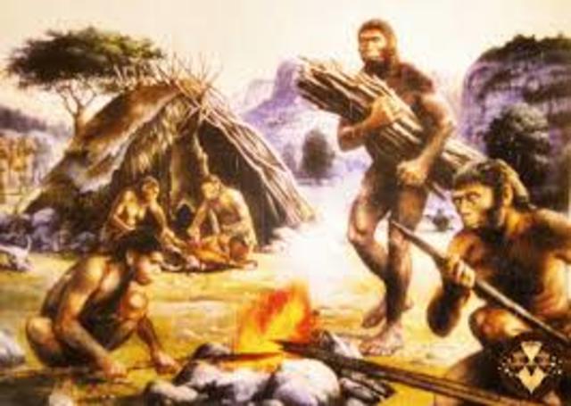 Paleolítico o Edad de piedra