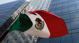 Principales cambios de la Administración Pública Federal en México timeline