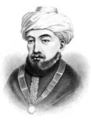 the contribution of moses maimonides in developing the philosophies of aristotle The special role of hamilton's quaternion calculus in equations of motion in general relativity is shown  in the contemporary period of physics and philosophy, different concepts of  from my reading of the twelfth century scholar , moses maimonides,  development of the modern viewpoint in the seventeenth/eighteenth.