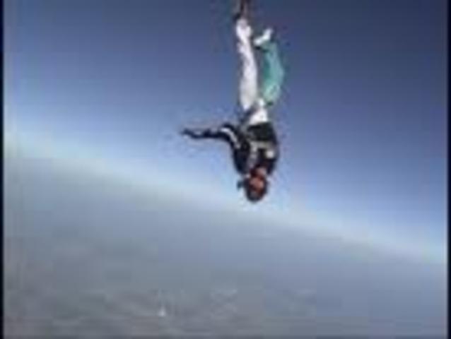 Free Fall Skydiving    185