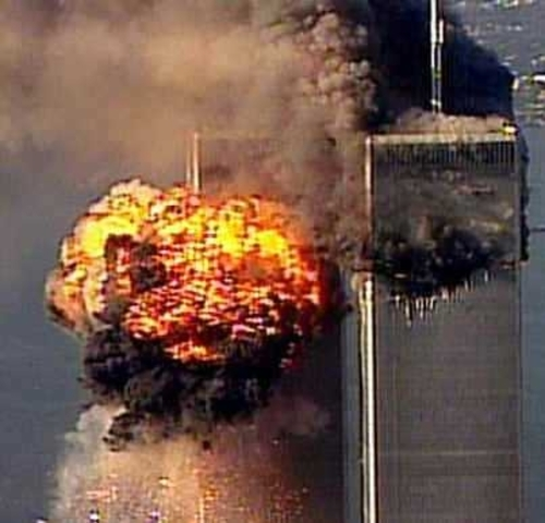 Terrorist attack on America