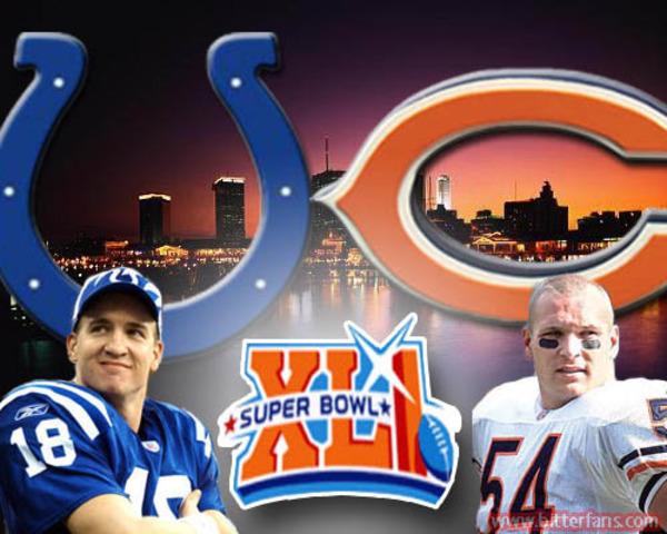Super Bowl XLI: Colts beat Bears 29-17