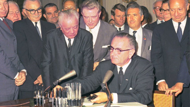 1964: Civil Rights Act