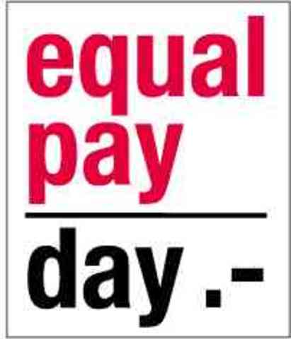 1996: Equal Pay Day