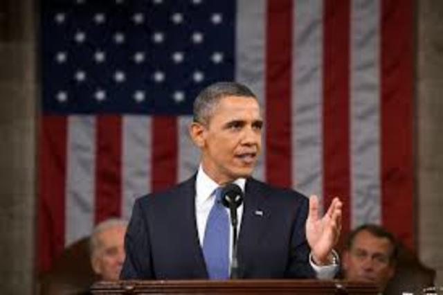 2015: Obama's State Of The Union Address