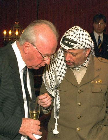 Negociciones. Autonomia de Palestina