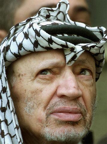 Confinamiento de Arafat