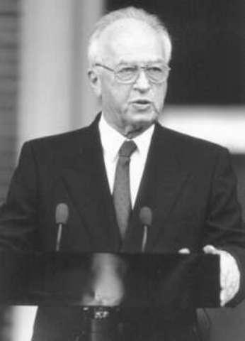 Asesinato de Isaac Rabin