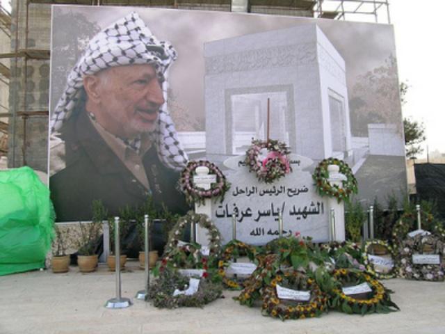 Muere Yaser Arafat