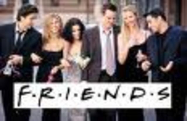 Friends last episode