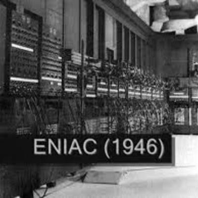 HISTORIA DE LAS PARTES COMPUTADORA timeline