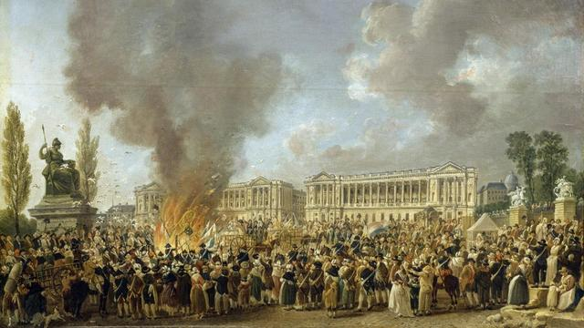 short term effects of the french revolution