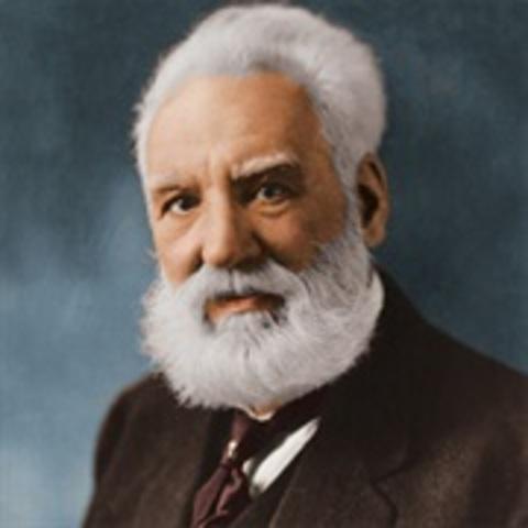Alexander Graham Bell was born