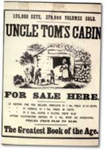 an analysis of harriet beecher stowes novel uncles toms cabin Harriet beecher stowe's — uncle_tom's_cabin_ was perhaps the most influential novel in history its stark depictions of the horrors of slavery inflamed the.
