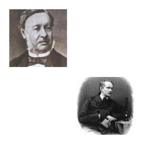 Theodor Schwann i Matthias Jakob Schleiden