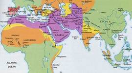 Timeline Of the Islamic World