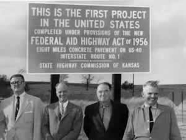 Interstate Highway Project Image Two
