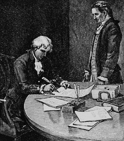 Essay on thomas jefferson and the louisiana purchase