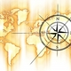 World and compass 4930