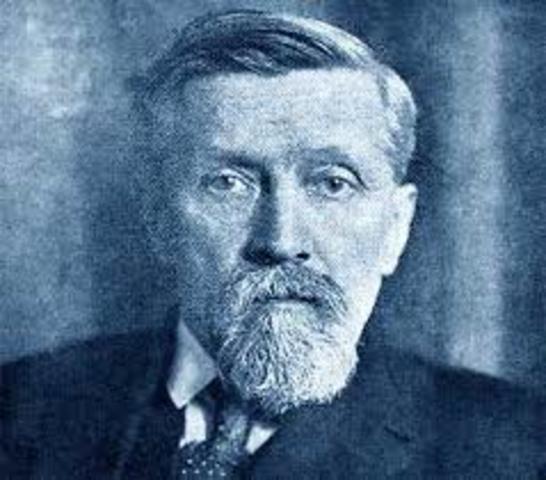 Ovide Decroly (23 de julio de 1871, Bélgica - 1932, Uccle) pedagogo, psicólogo, médico y docente belga.