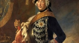 Frederick the Great timeline