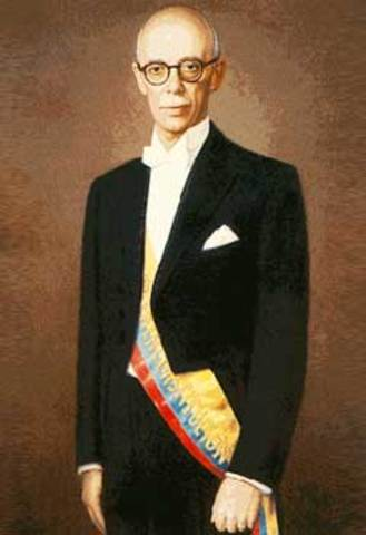 Dr. José Maria Velasco Ibarra