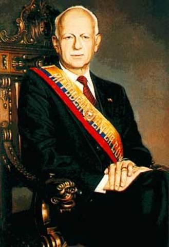 Arq. Sixto Durán Ballén C.