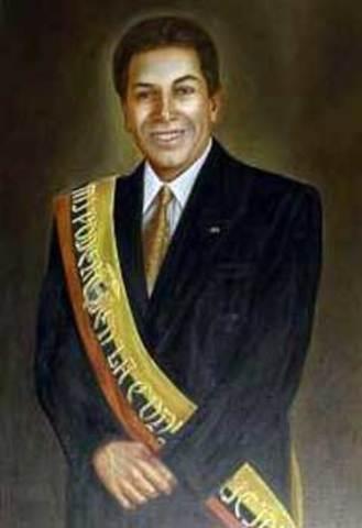 Dr. Fabian Alarcón Rivera