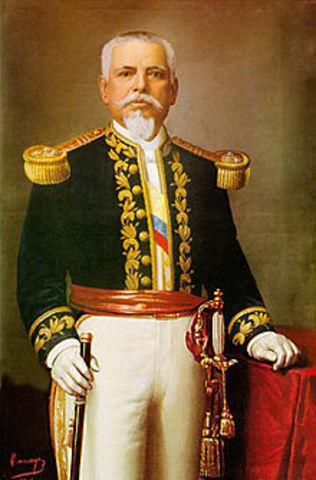 NUEVAMENTE EL GENERAL ELOY ALFARO DELGADO AL PODER