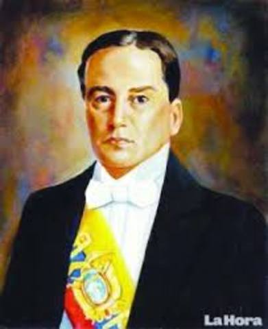 PRESIDENCIA DR. ISIDRO AYORA CUEVA
