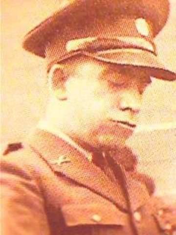 CORONEL CARLOS MANCHENO CAJAS –DICTADOR