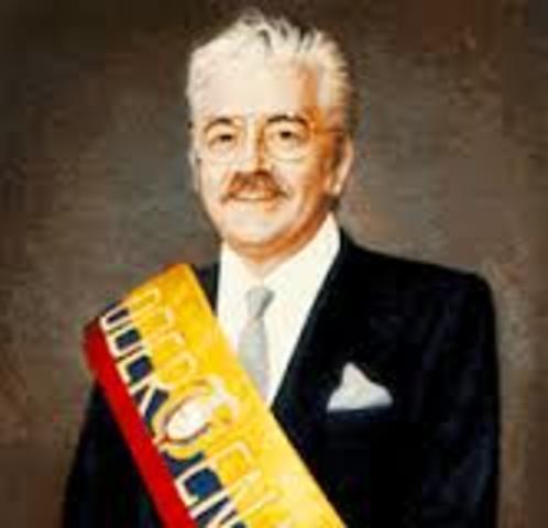 Ing. León Febres Cordero Ribadeneira