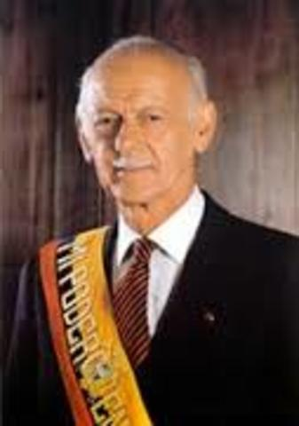 Arq. Sixto Duran Ballén C.