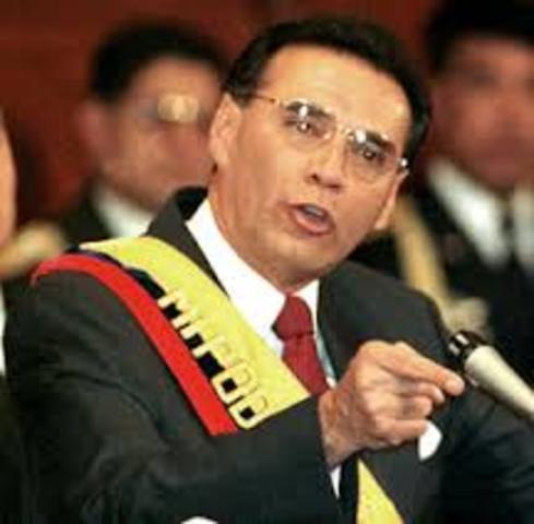 Dr. Jamil Mahuad