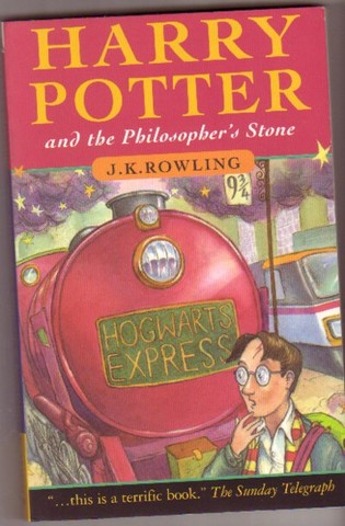Harry poter and the philosophers stone