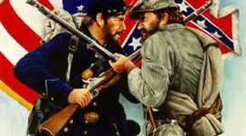 Battles of the Civil War timeline