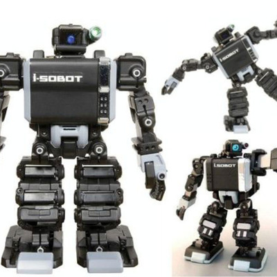 History of Robots timeline
