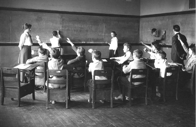 15 important moments in the History of Education timeline