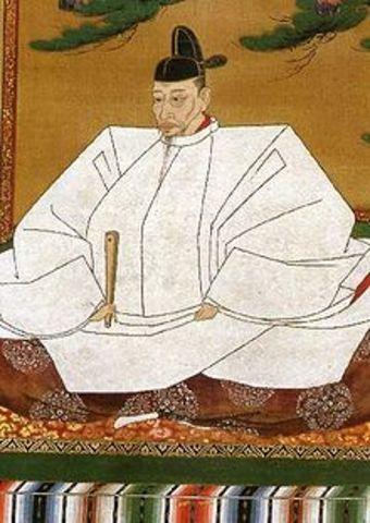 Japan unified under dictator Hideyoshi