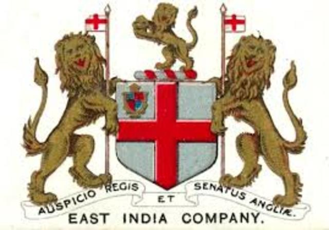 British East India Company founded
