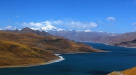 Het verloop van het Tibet-China conflict. timeline