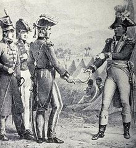 The end of the Haitian Revolution
