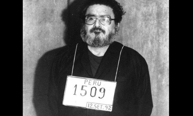 la captura de Abimael Guzman